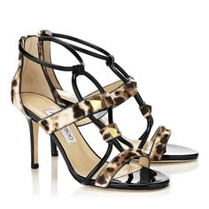 The Jimmy Choo Vernice Sandal