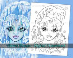 Coloring pages Descendants. Disney characters Print for free | 188x235