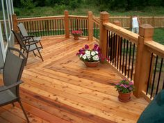 would love to redo deck with wrought iron balusters