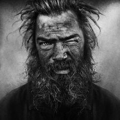 Interview: Powerfully Raw Portraits of Homeless People by Lee Jeffries - My Modern Met