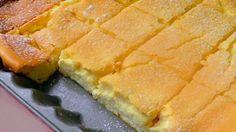 Najjemnejší tvarohový koláč pripravený už za 5 minút! Stačí len zmiešať všetky ingrediencie!