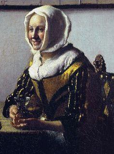 Jan Vermeer [Dutch Baroque Era painter, 1632-1675]