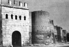Porta Latina Latina, Rome, San Giovanni, Italy, Antiques, Artwork, Walls, Memories, Pictures