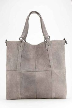 Ecote Suede Patchwork Tote Bag by: Urban Outfitters