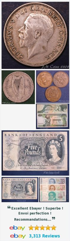 Ireland - Coins and Banknotes, UK Coins - Shillings items in PM Coin Shop store on eBay! http://stores.ebay.co.uk/PM-Coin-Shop