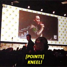 Tom Hiddleston's Appearance As Loki Drives Comic-Con Completely Insane