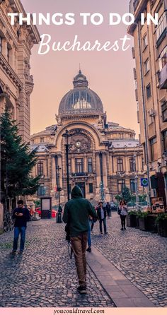 What is the first thought that comes to mind when you imagine things to do in Bucharest? Here is our ultimate guide to the Romanian capital. Places In Europe, Europe Destinations, Places To Visit, European Travel, Asia Travel, Angry People, European City Breaks, Romania Travel, Bucharest Romania