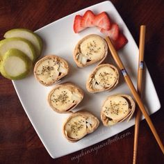 breakfast sushi | my skinny sweet tooth