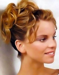 Medium bridal/wedding hairstyles picture 30 from the third section.