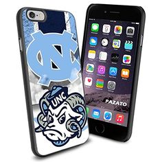NCAA NC University of North Carolina Tar Heels #10 Cool iPhone 6 Smartphone Case Cover Collector iphone TPU Rubber Case Black Phoneaholic http://www.amazon.com/dp/B00VKJVIV0/ref=cm_sw_r_pi_dp_7MCnvb07N6AM6