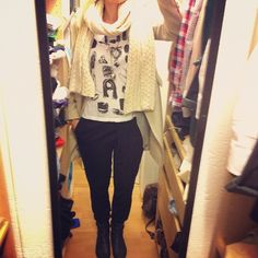 OOTD No. 116    http://bootsmannundtornado.com/2012/10/30/outfit-and-song-of-the-day-no-116/    #outfit #fashion #look #mode #ootd #bootsmannundtornado #follow