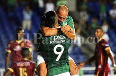 Con golazos de Nicolás Benedetti y Máyer Candelo, los azucareros vencieron 2-0 al Tolima en juego de ida por los cuartos de final de la Copa #Colombia.