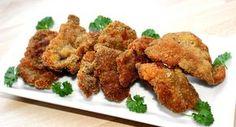 Rántott csirkemáj recept
