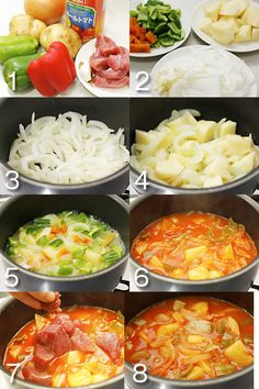 マルミタコ(マグロのトマト煮):スペイン料理簡単レシピ集