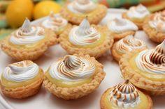 Marvelous Mini Lemon Meringue Pies