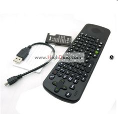 RC13 2.4G Wireless Air Mouse Keyboard Remote Control+Bidirectional Voice