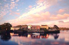 The stunning Kinsale on Ireland's Wild Atlantic Way
