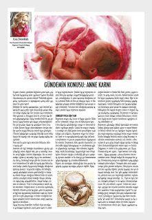 ESRA DEREOBALI:     (17.06.2016 Diva Dergisi 83. sayfa)     ...