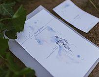 Serenity Sea Love | wedding stationary