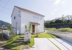 【アイジースタイルハウス】外観。お子さんものびのび暮らせるナチュラルな自然素材に包まれる家
