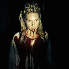 Image result for lagertha blood ritual