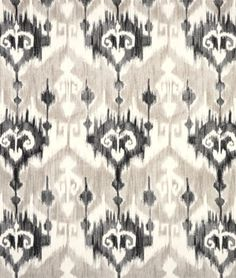 Home Decor Fabric Textile Pattern Design, Ikat Pattern, Textile Patterns, Design Patterns, Ikat Fabric, Drapery Fabric, Grey Fabric, Marble Fabric, Curtain Patterns