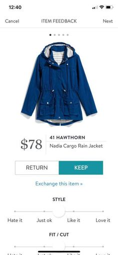 Stitch Fix Spring 2018 Want to Try Stitch Fix? Your first $20 styling fee is waived when you sign up using this referral link! :) https://www.stitchfix.com/referral/5503563?sod=w&som=c