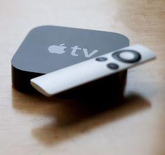 Apple tv y control remoto