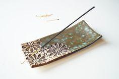 Incense Holder Incense Burner Incense Tray Incense Plate by bemika