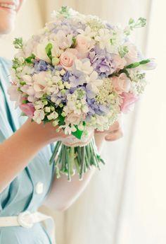 märchenhafte blumensträuße mit wunderschönen blumen dekoration deko mit blumen
