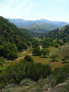A Tehachapi valley
