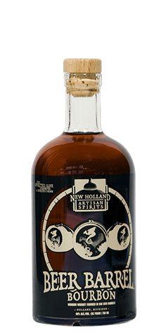Beer Barrel Bourbon at Flaviar
