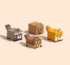 Minecraft Statues, Cute Minecraft Houses, Minecraft City, Minecraft Plans, Minecraft Funny, Minecraft Construction, Amazing Minecraft, Minecraft Blueprints, Minecraft Creations
