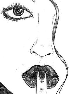 Lovely black and white art.