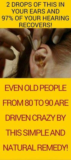 hearing loss | hearing loss remedies | hearing aids | natural earache remedies | diy natural remedies | remedies natural | all natural remedies | natural cure | remedy diy | natural herbal remedies | health natural remedies | natural health remedies | natural treatments | natural home remedies | natural remedies and herbal care | #hearingloss #hearinglossremedies #hearingaids