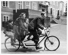 A Bicycle Built For Four. | Flickr - Photo Sharing!