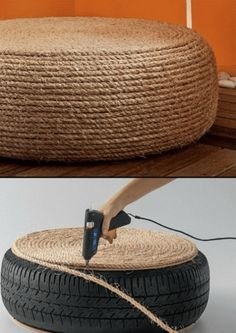 10 DIY Dorm Ideas For The Upcoming College Semester Making the move into your new dorm room is crucial for leading a healthy college life: these DIY dorm ideas will make you feel at home! College Semester, College Life, Uk College, Dorm Room Tumblr, Tire Ottoman, Guest Room Essentials, College Essentials, Steps Design, Design Ideas