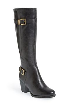 75127111a8cda Naturalizer  Trebble  Knee High Boot (Wide Calf) (Women) available at