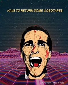 American Psycho, Instagram Feed, Cinema, Movie Posters, Fictional Characters, Movies, Film Poster, Fantasy Characters