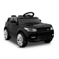 Kids Ride On Car Electric Toys Battery w/ Remote LED Lights Replica Range Rover Kids Ride on Car in Black Pink Range Rovers, Range Rover Sport, Toy Cars For Kids, Power Wheels, Sport Seats, Kids Ride On, Ride On Toys, Led, Car Cleaning
