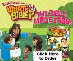 What's In the Bible - Jesus Is the Good News! ...from HowToHomeschoolMyChild.com