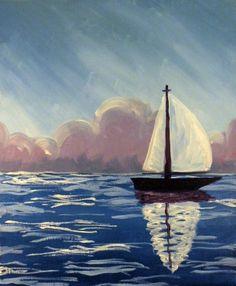 """""""Sailboat"""""""