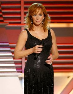 Reba McEntire 2009-04-05  44th Annual Academy Of Country Music Awards