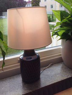 Soholm ceramics table lamp.