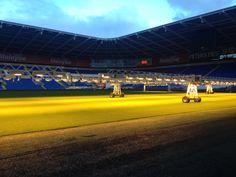 Cardiff City Stadium Tour
