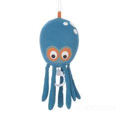 Octopus Muziekmobiel - Ferm Living - Kids