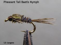 Pheasant tail Nymph = A must have.