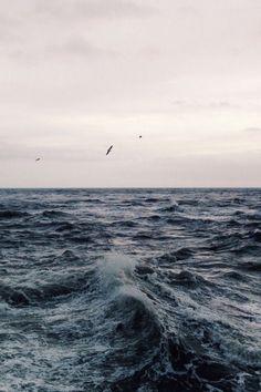Take me away, waves.