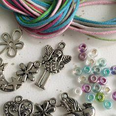 10x Wish Bracelet Kit Make Your Own Wish by MaryJaneCreations