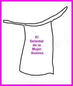 El Delantal de la Mujer Sumisa : Convocatoria Arte Correo El Delantal de la Mujer S...